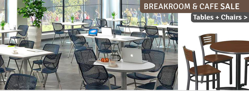 Click for all Breakroom & Cafe Style Furniture