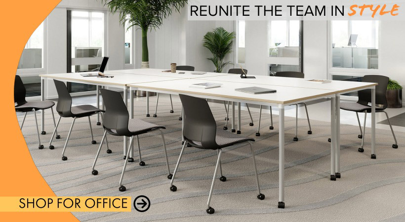 Shop Office Furniture- Be Ready to Return to the Office