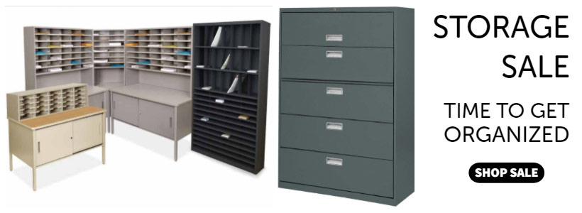Storage Sale- Time to get organized!