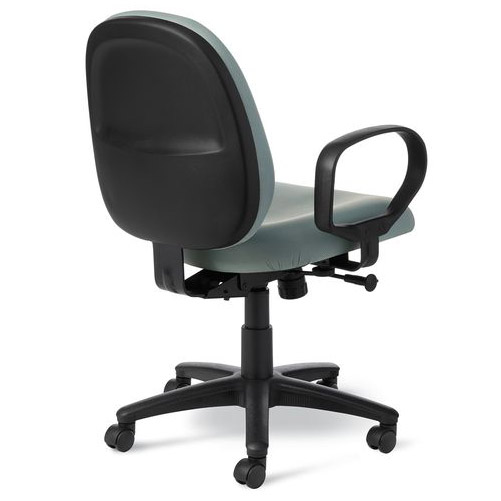 Office Master Grade 3 Anti Microbial Vinyl Task Chair