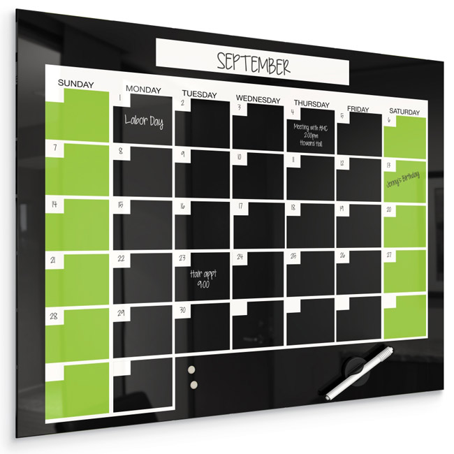 84109-black-magnetic-glass-dry-erase-monthly-calendar-18-x-24