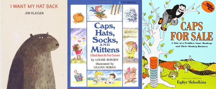 Children's Hat Books