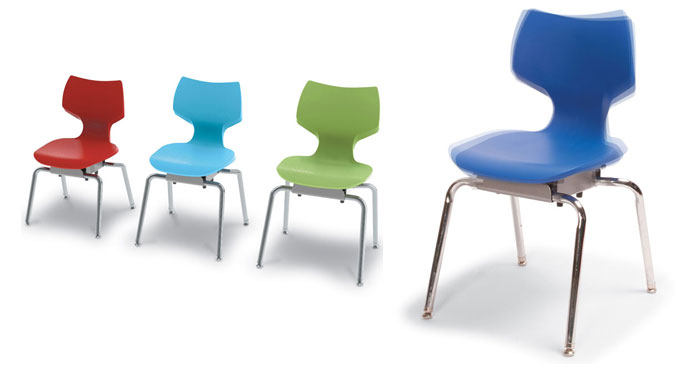Noodle Flavors Active Seating Chair by Smith System