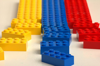 Primary color choices for preschool or daycare classrooms