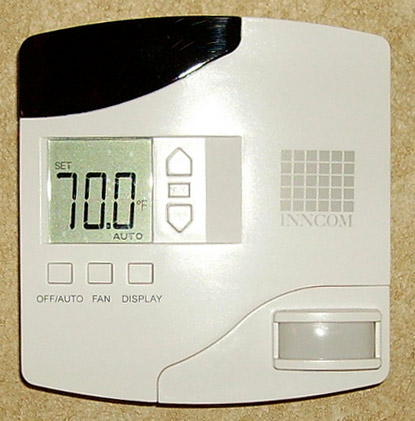 Thermostat to keep Preschool and Daycare comfortable
