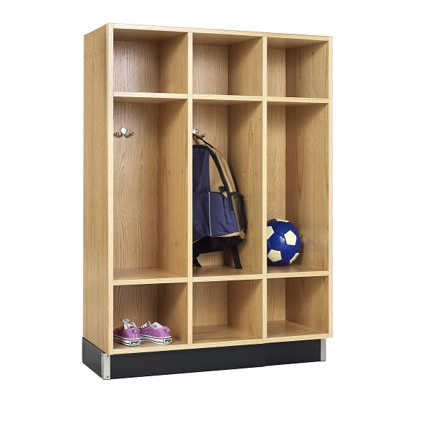 bp-3615k-wood-backpack-locker-3-sections