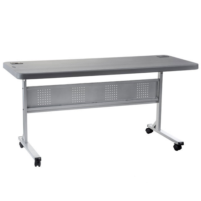plastic-flip-n-store-table-60-x-24-charcoal-gray