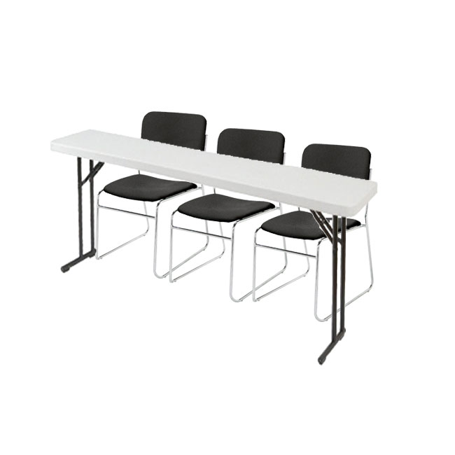 8652-3-bt1872-x-plastic-resin-seminar-folding-table-with-three-padded-stack-chairs