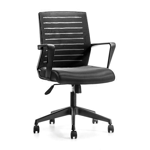 bu-201-horizontal-stripe-mesh-back-task-chair