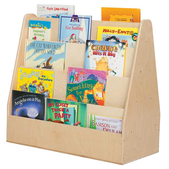 contender-series-double-sided-book-display-by-wood-designs