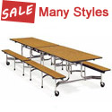 Click to see all Cafeteria Tables