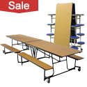 Shop all Cafeteria Lunch Tables