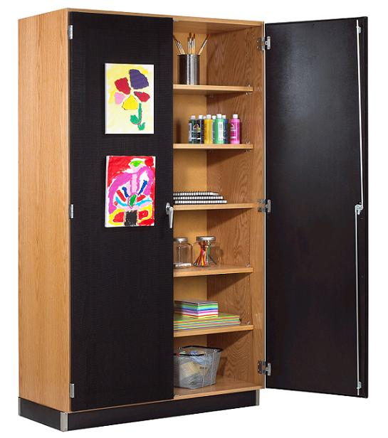 359-4822m-canvas-door-display-cabinet