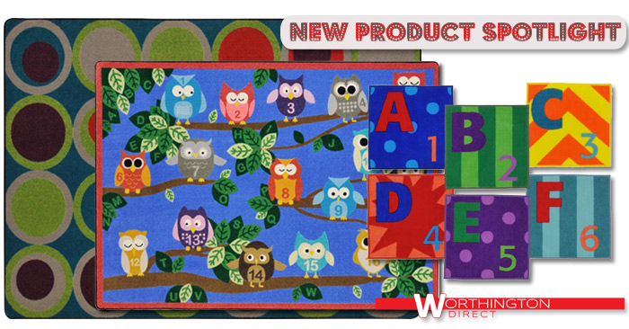 New Classroom Carpet Designs for Kids