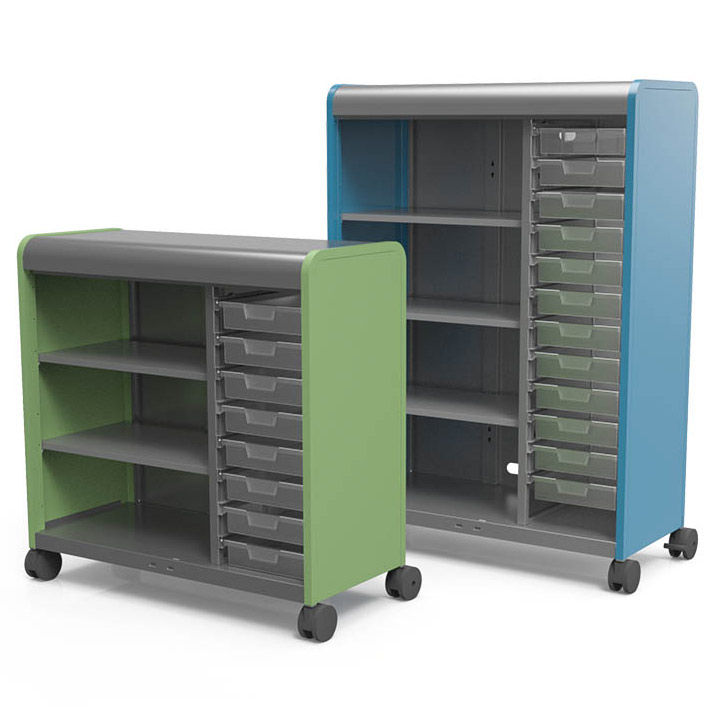 cascade-series-combo-tote-shelf-mobile-storage-by-smith-system