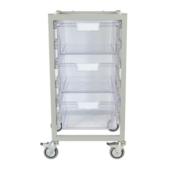 antimicrobial-nimble-cart-3-double-depth-trays-clear
