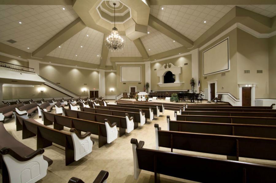 Church Furniture from Worthington Direct