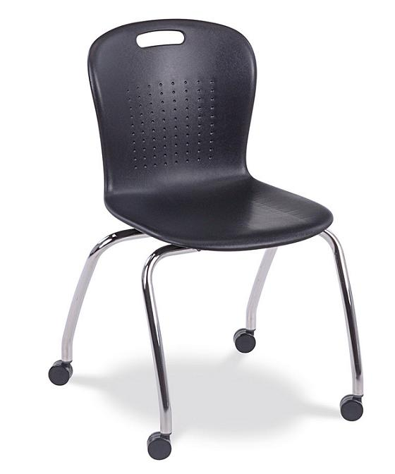 cs18c-civitas-stack-chair-w-casters---sage-shell-18