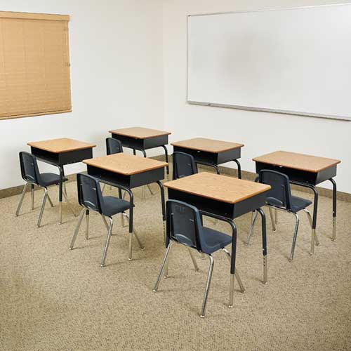 Cheap Chair Under 100: Classroom Desks And Chairs