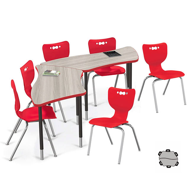 creator-table-hierarchy-chair-package-six-16-chairs-two-wave-trapezoid-tables