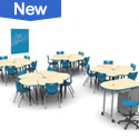 Balt Mooreco Classroom X Complete Furniture Set