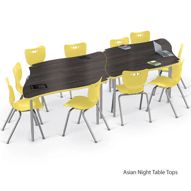 Fine Mooreco Triangle Creator Table Hierarchy 16 Chair Package Pdpeps Interior Chair Design Pdpepsorg
