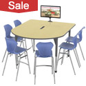 See all Collaborative Group Learning & Work Furniture