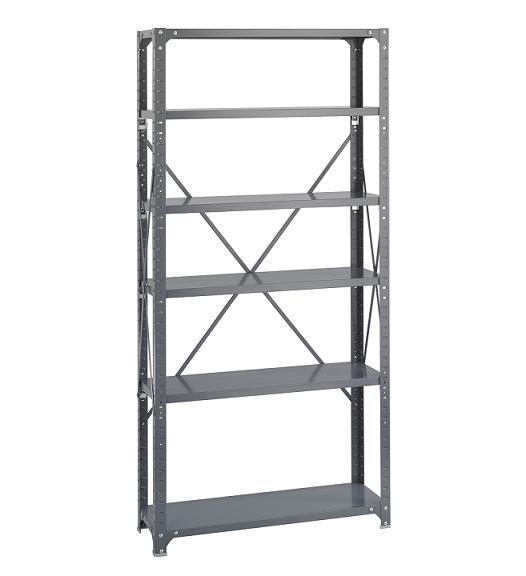 52505256-12dx36wx84h-industrial-shelving-wpost-kit