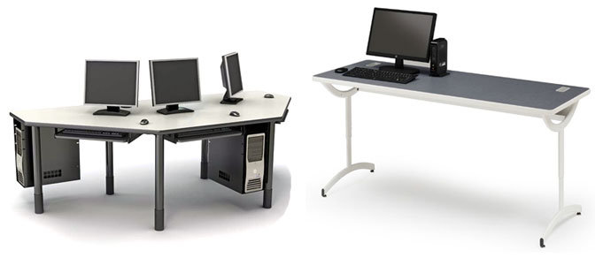 Computer Tables and Workstations