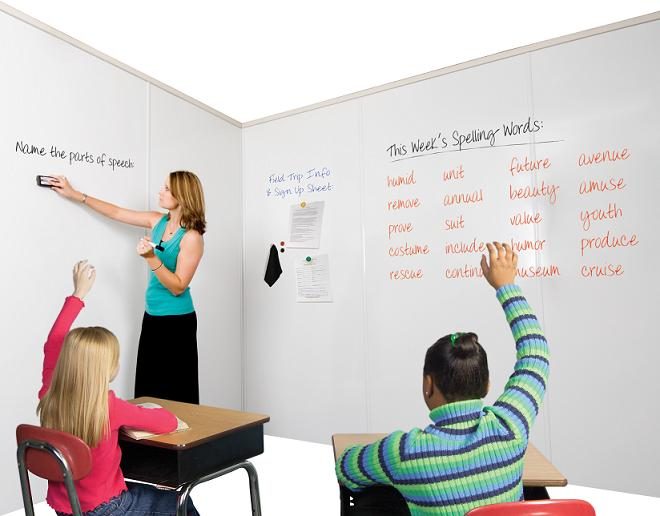 Dry Erase Whiteboards from Best-Rite
