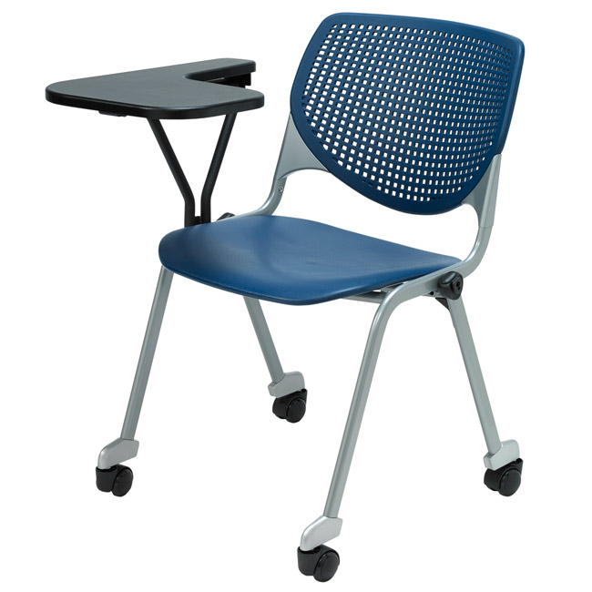 kool-series-stack-chair-w-tablet-casters
