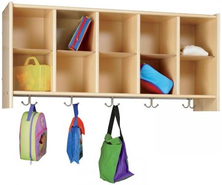 3068a-eco-wallmount-cubby-coat-rack-wout-trays