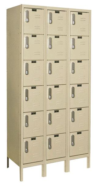 uel3258-6a-digitech-six-tier-3-wide-lockers-w-electronic-lock-assembled-12-w-x-15-d-x-12-h