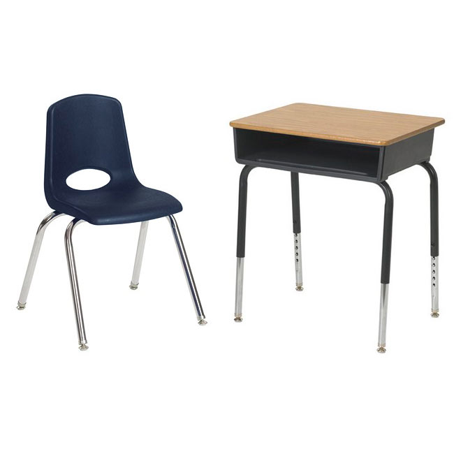 Student Desk And Chair Ecr4kids-student-desk-chair-