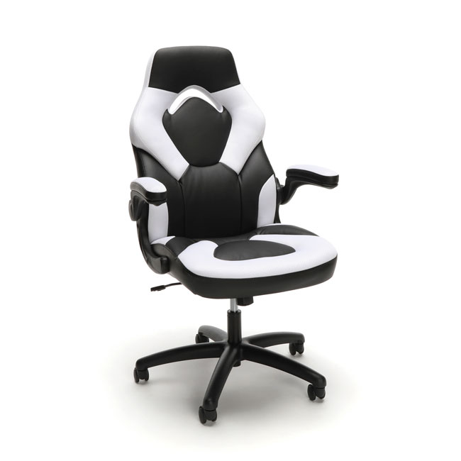 title | Essentials Racing Style Leather Gaming Chair