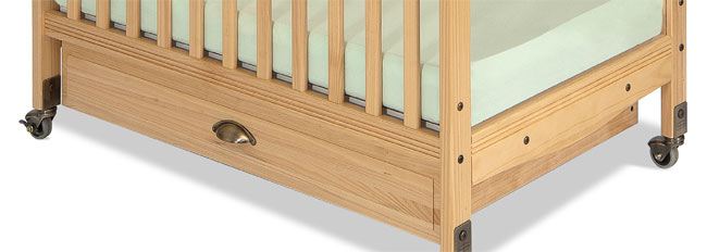 F9900031 storage drawer for bella or kingswood child craft for Child craft soho crib natural