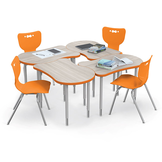 11x3sx-5-53318-5-fender-collaborative-desk-sm-hierarchy-chair-package-18-chairs-desks-5-each