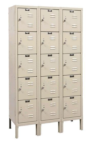 u3286-5a-premium-five-tier-3-wide-lockers-assembled-12-w-x-18-d-x-12-h
