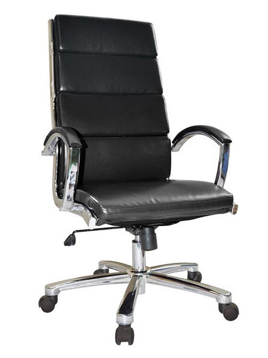 86135 office star fl5380c high back executive faux leather chair