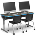 Click here for more Flex Computer Tables by Smith System by Worthington