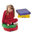 Click here for more Floor Cushions w/ Handles by The Children's Factory by Worthington