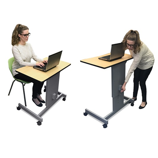 Focus Stand-Up Desk by Marvel