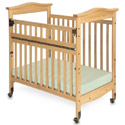 SafeReach Side Gate Biltmore Compact Crib by Foundations
