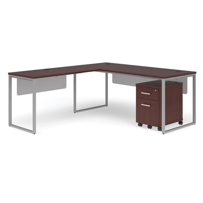 ful-pkg-2025-fulcrum-l-shaped-desk-with-return-and-mobile-file-cabinet-72-desk-with-modesty-panels