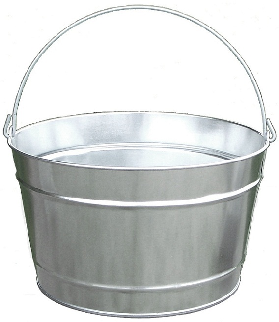 w10161-galvanized-pails-by-witt-industries-16qt