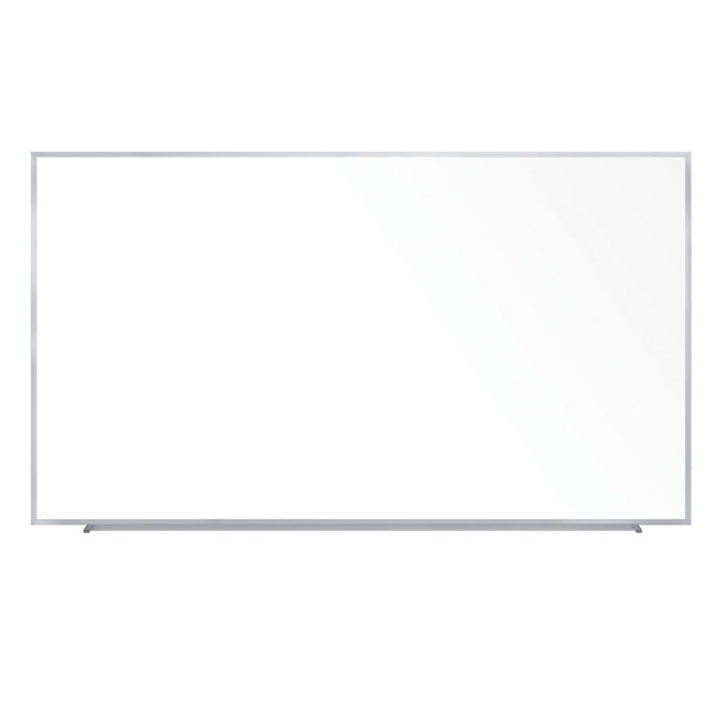 magnetic-porcelain-projection-whiteboard-with-aluminum-frame-by-ghent