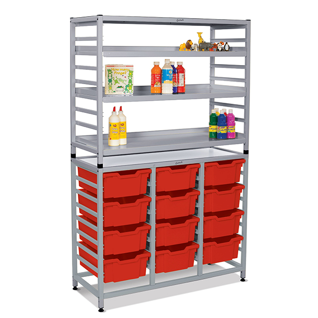 dynamis-combo-cart-w-12-deep-trays-3-shelves