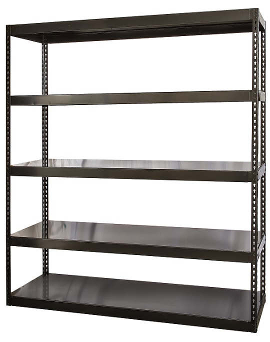 hcr963696-5me-high-capacity-waterfall-deck-shelving