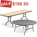 Click to see Hexalite Folding Tables