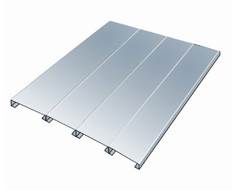 hezd6930-ez-steel-decking-69w-x-30d